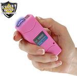 SMACK (Stun My Attacker Compact Keychain) 5,000,000 Stun Gun Rechargeable Pink