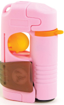 Tornado Defense System in Pink w/ Clip