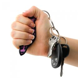 MUNIO Designer Self Defense Keychain