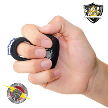 Streetwise Sting Ring 18 Million Volts Stun Gun