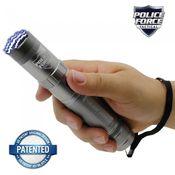 Police Force 9.2 Million Tactical Stun Flashlight