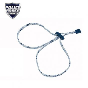 Police Force Single Use Quick Cuff - 10 Pack