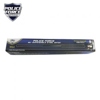 Police Force 31 Inch Expandable Baton
