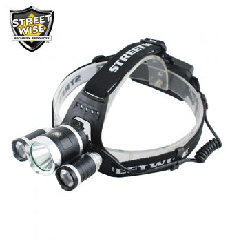 Extreme T6 LED Headlight