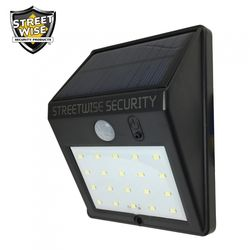 SafeZone Solar Motion LED Light