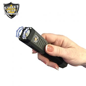 Streetwise Lightning Rod 26 Million Volt Stun Flashlight