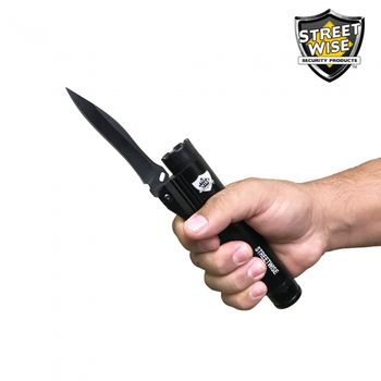 Sting Blade 22 Million Volt Knife Stun Gun