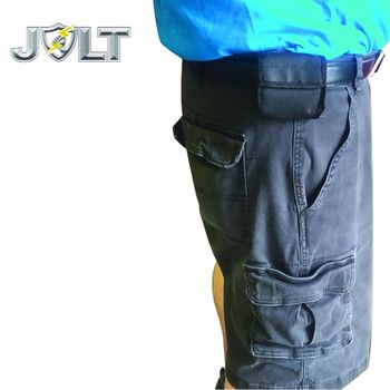 Jolt Protector 60 Million Volt HD Stun Gun w/Light