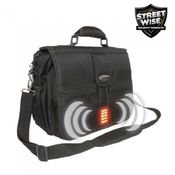 Streetwise iSAFE Bulletproof Laptop Bag w/Alarm