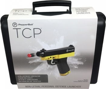 PepperBall TCP Defense Launcher