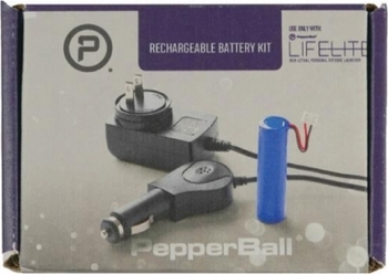 PepperBall LifeLite Rechargeable Battery Pack