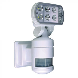 Streetwise Nightwatcher Robotic LED Security Light