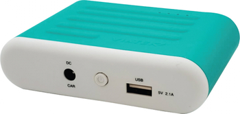 Power Bank and Car Jump Starter TEAL