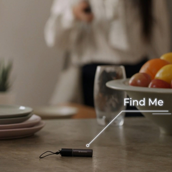 Care Go Smart Personal Alarm w/ GPS Bluetooth Tracking