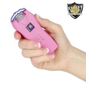 Streetwise Life Guard 2.5 Million Pink Stun Gun