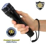 Streetwise Police Force 7 Million Tactical Stun Gun Flashlight