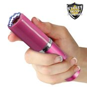 Streetwise Perfume Protector 3.5 Million Volt Stun Gun Pink