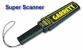 Garret Security Scanner