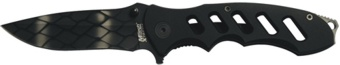black snake folding knife