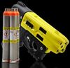 JPX4 4 Shot Pepper Gun<br>w/Laser Yellow Barrel