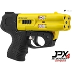 JPX4 4 Shot Yellow Compact Defender Pepper Gun