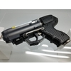 JPX 6 Four Shot Pepper Gun Black w/Laser