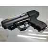 JPX 6 Four Shot Pepper Gun Black w/Laser