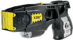 Taser X26C Kit Black w/Silver Grip Plates with Las
