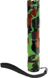 Camouflage BashLite 15000000 volt Stun Gun Flashlight