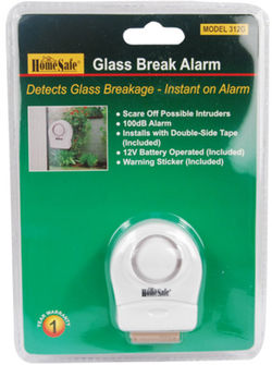 Glass Breakage Alarm