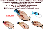 Slider Stun Gun