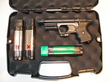 Deluxe Black JPX Personal Defense Bundle without Laser