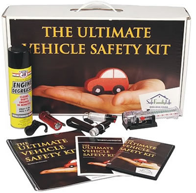 Car Survival Kit List