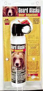 Guard Alask bear repellent