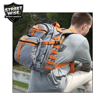 Streetwise Peacekeeper Bulletproof Backpack