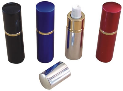 Pepper Spray in Lipstick