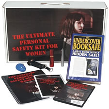 Women safety kit
